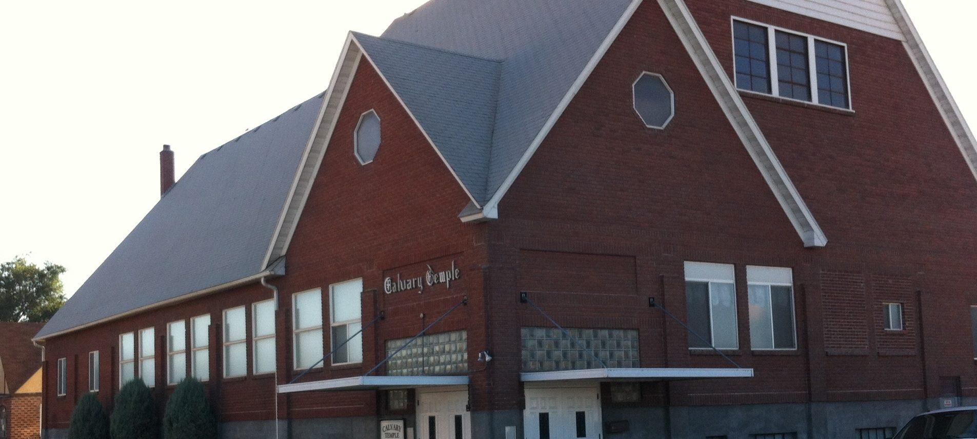 Calvary Temple United Pentecostal Church